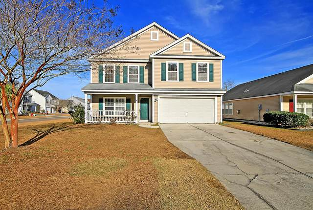 1054 Friartuck Trail, Ladson, SC 29456 (#21000553) :: The Cassina Group