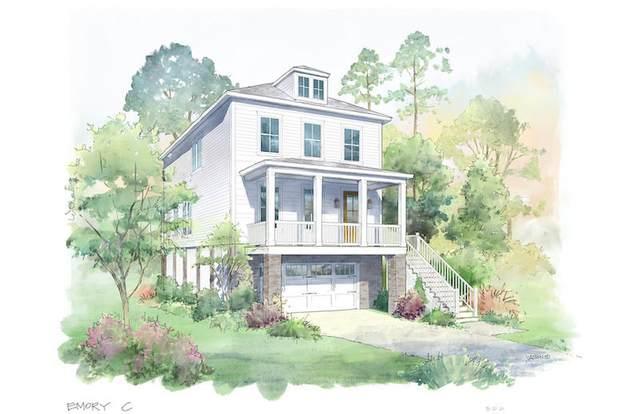116 Avenue Of Oaks, Charleston, SC 29407 (#21000566) :: The Gregg Team