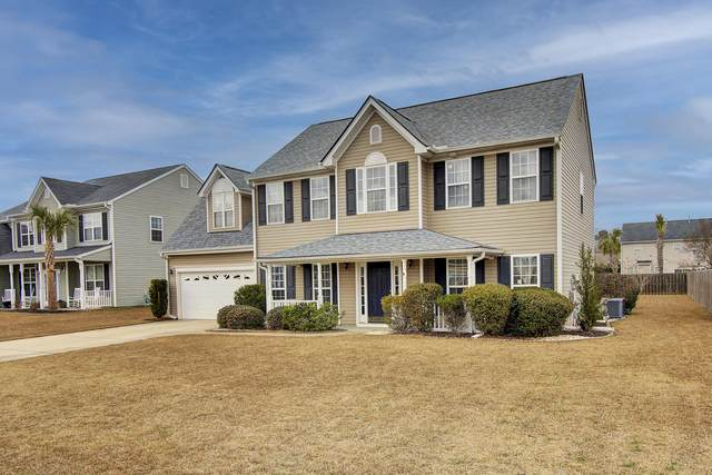 9004 Chato Court, Summerville, SC 29483 (#21000578) :: Realty ONE Group Coastal