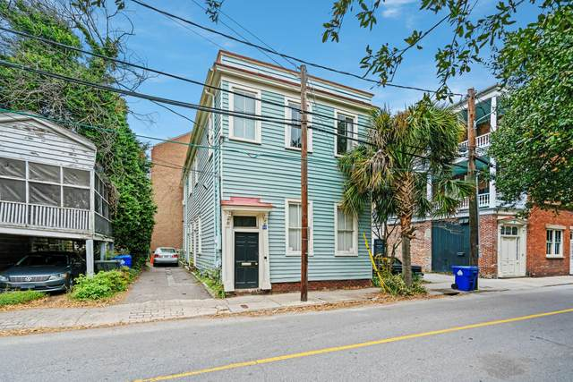 90 Queen Street, Charleston, SC 29401 (#21000702) :: The Cassina Group