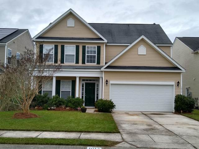 1013 Whitlow Boulevard, Summerville, SC 29483 (#21000728) :: The Cassina Group