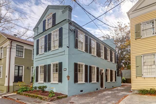 11 West Street C, Charleston, SC 29401 (#21000732) :: The Cassina Group