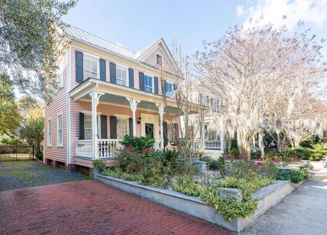 129 Ashley Avenue, Charleston, SC 29401 (#21000778) :: The Cassina Group