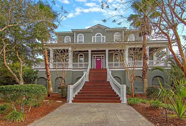 2356 Darts Cove Way, Mount Pleasant, SC 29466 (#21000828) :: The Cassina Group