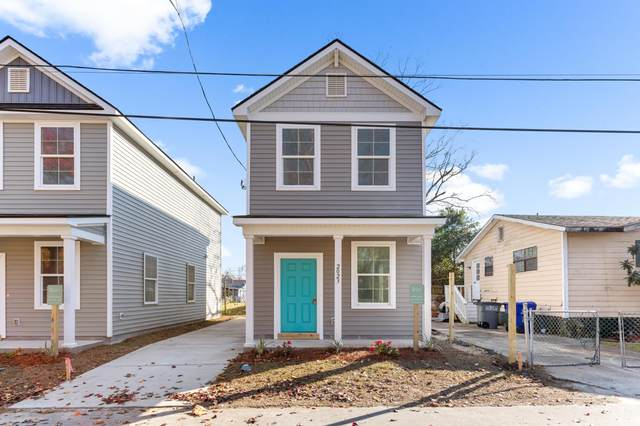 2023 Comstock Avenue, North Charleston, SC 29405 (#21000855) :: The Gregg Team