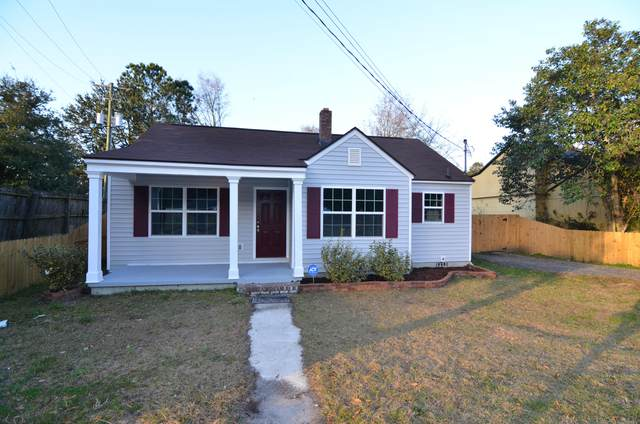 1610 Remount Rd Road, North Charleston, SC 29406 (#21000873) :: CHSagent, a Realty ONE team