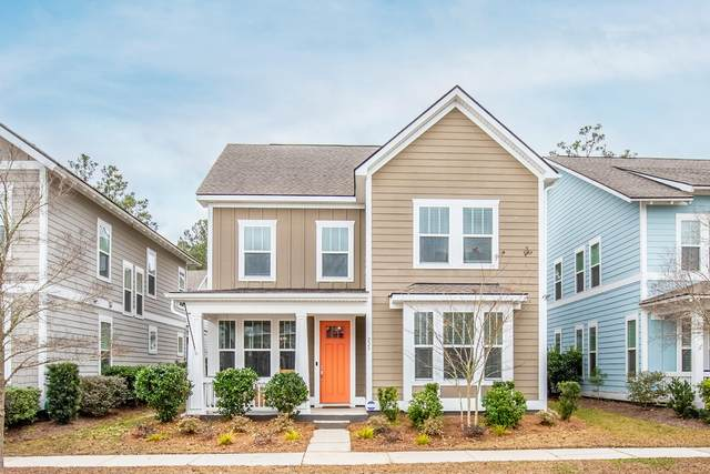 229 Ribbon Road, Summerville, SC 29483 (#21000879) :: The Cassina Group