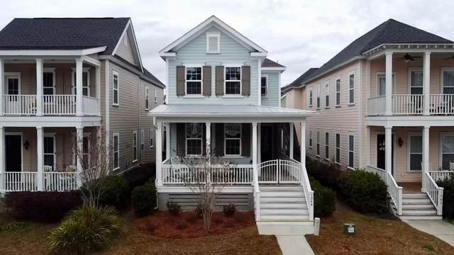 1044 Hills Plantation Drive, Charleston, SC 29412 (#21000897) :: The Gregg Team