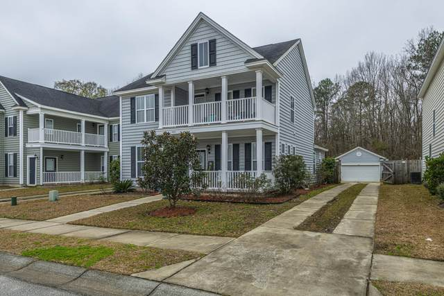 243 Old Savannah Drive, Goose Creek, SC 29445 (#21000899) :: Realty ONE Group Coastal