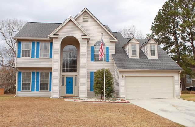 3229 Hunters Rest Drive, Charleston, SC 29414 (#21000930) :: The Cassina Group