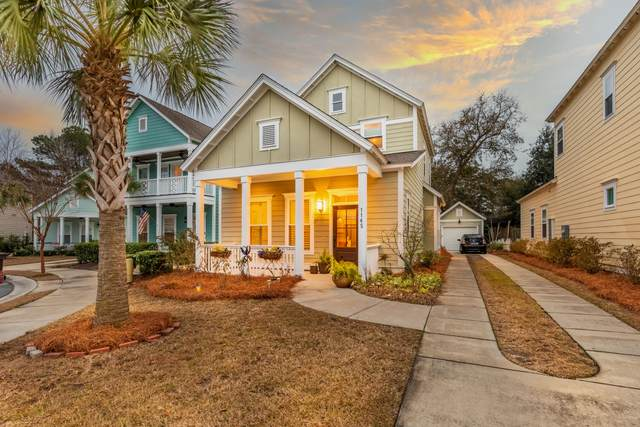 1145 Wexford Park, Mount Pleasant, SC 29466 (#21000966) :: Realty ONE Group Coastal