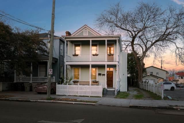 628 Rutledge Avenue, Charleston, SC 29403 (#21001007) :: Realty ONE Group Coastal