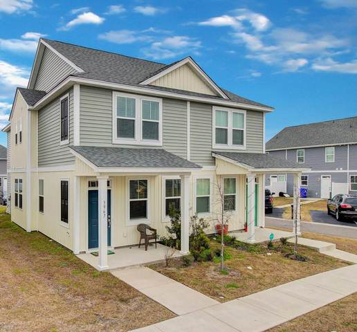 3967 Gullah Avenue, North Charleston, SC 29405 (#21001054) :: The Cassina Group