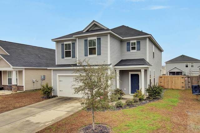 1357 Wild Goose Trail Trail, Summerville, SC 29483 (#21001075) :: The Cassina Group