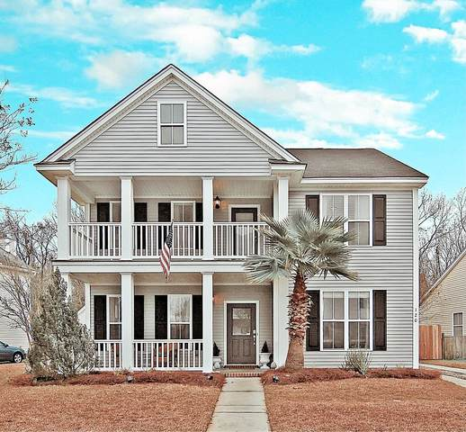 120 Cypress View Road, Goose Creek, SC 29445 (#21001090) :: Realty ONE Group Coastal