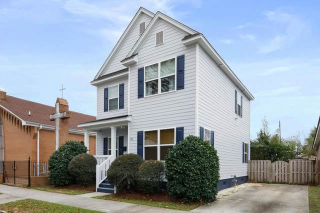 75 Simons Street, Charleston, SC 29403 (#21001092) :: Realty ONE Group Coastal