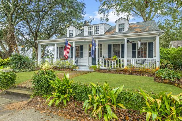 512 Royall Avenue, Mount Pleasant, SC 29464 (#21001110) :: The Cassina Group