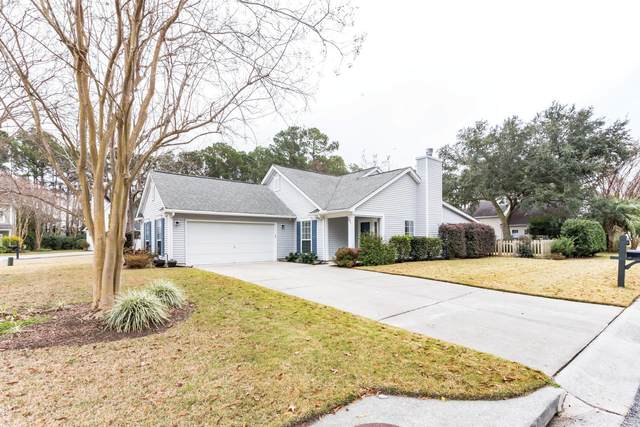 501 Village Rest Court, Mount Pleasant, SC 29464 (#21001148) :: CHSagent, a Realty ONE team