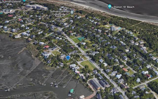 1710 Thompson Avenue, Sullivans Island, SC 29482 (#21001159) :: CHSagent, a Realty ONE team