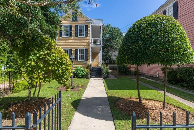 40 Savage Street, Charleston, SC 29401 (#21001171) :: The Cassina Group