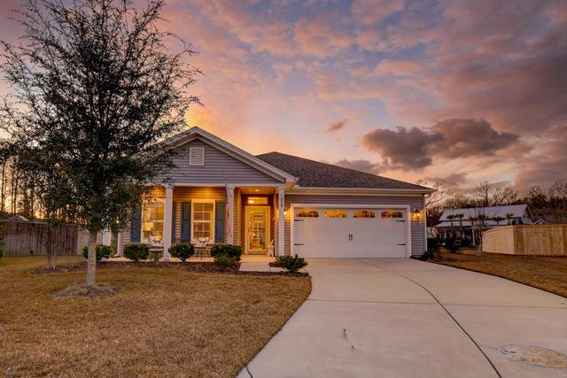 1039 Banker Court, Mount Pleasant, SC 29429 (#21001227) :: The Cassina Group