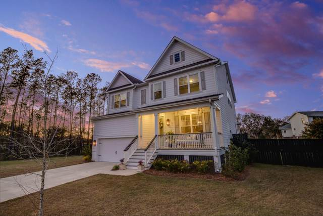 298 Turnstone Street, Mount Pleasant, SC 29464 (#21001256) :: CHSagent, a Realty ONE team