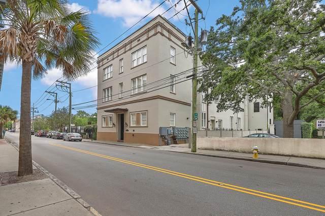 85 Cumberland Street #8, Charleston, SC 29401 (#21001261) :: Realty ONE Group Coastal