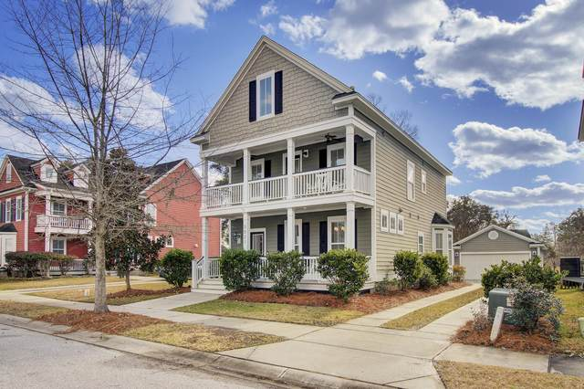 3021 Shiloh Lane, Charleston, SC 29414 (#21001309) :: CHSagent, a Realty ONE team