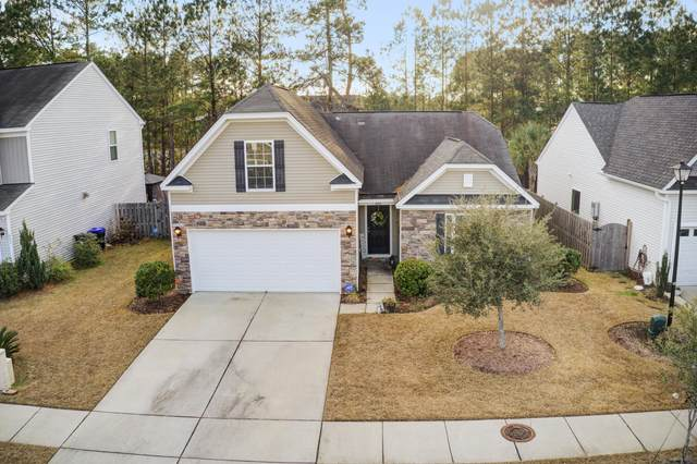 400 Wynfield Forest Drive, Summerville, SC 29485 (#21001392) :: The Cassina Group