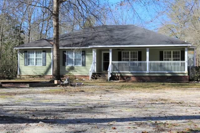 223 Foxfield Road, Walterboro, SC 29488 (#21001468) :: The Cassina Group
