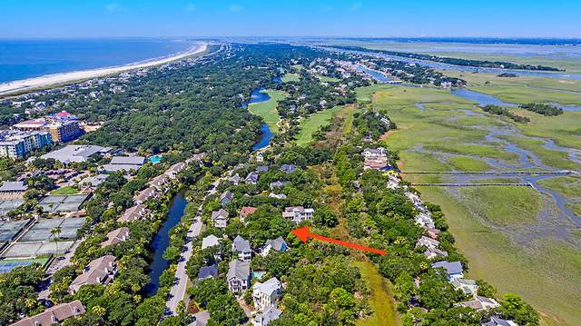 5833 Back Bay Drive, Isle Of Palms, SC 29451 (#21001525) :: The Cassina Group