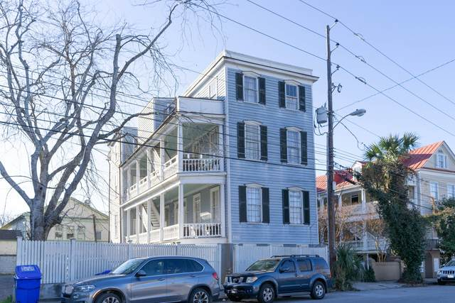 139 St Philip Street A-D, Charleston, SC 29403 (#21001530) :: Realty ONE Group Coastal