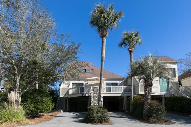 742 Spinnaker Beachhouse, Seabrook Island, SC 29455 (#21001551) :: Realty ONE Group Coastal