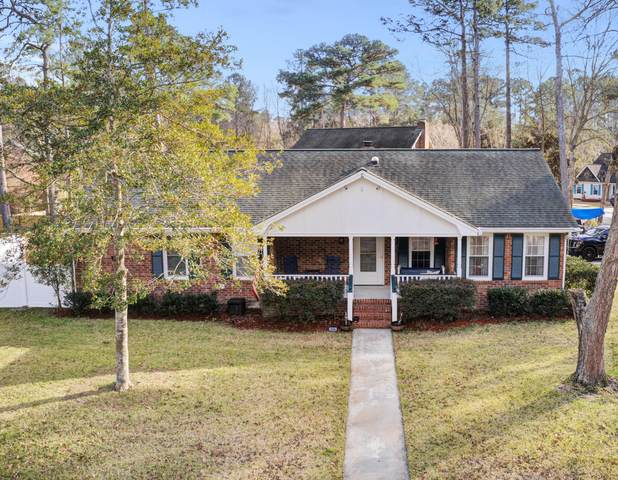 214 Towhee Drive, Summerville, SC 29485 (#21001556) :: The Cassina Group