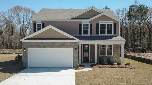333 Willow Pointe Circle, Summerville, SC 29486 (#21001573) :: The Cassina Group