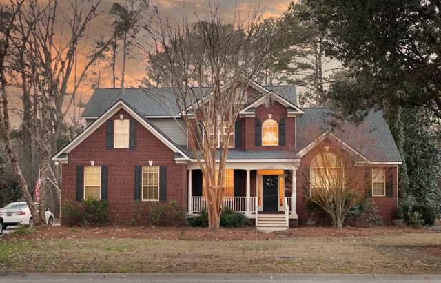 4030 Plantation House Road, Summerville, SC 29485 (#21001590) :: The Cassina Group