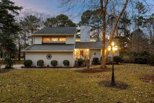 6 Mcdougal Drive, Charleston, SC 29414 (#21001597) :: Realty ONE Group Coastal