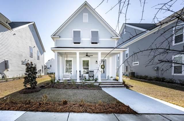 373 Oak Park Street, Summerville, SC 29486 (#21001603) :: Realty ONE Group Coastal