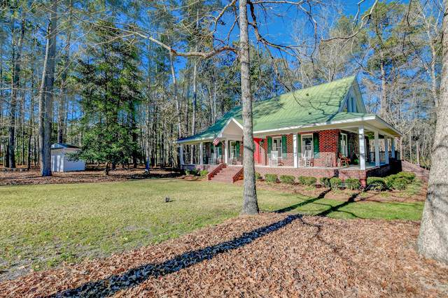 308 Canterhill Lane, Moncks Corner, SC 29461 (#21001635) :: The Cassina Group