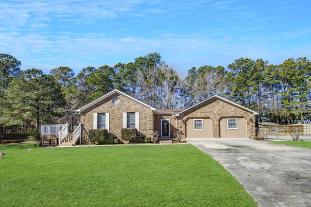 170 Barn Hill Road, Ladson, SC 29456 (#21001645) :: The Cassina Group