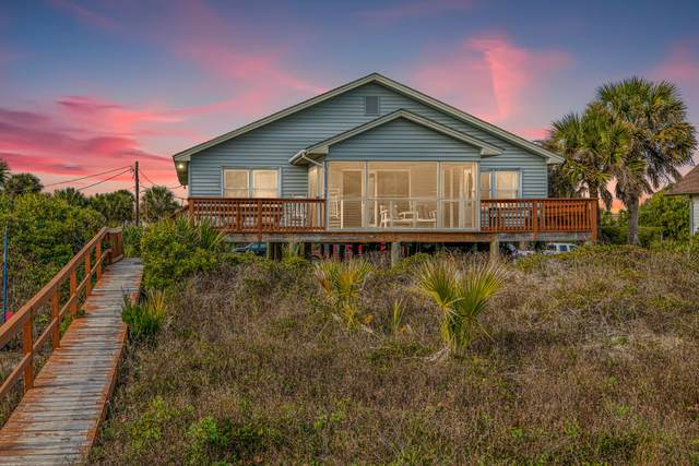 1733 E Ashley Avenue, Folly Beach, SC 29439 (#21001655) :: Realty ONE Group Coastal
