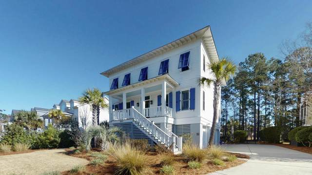 2613 Kiln Creek Circle, Mount Pleasant, SC 29466 (#21001671) :: Realty ONE Group Coastal