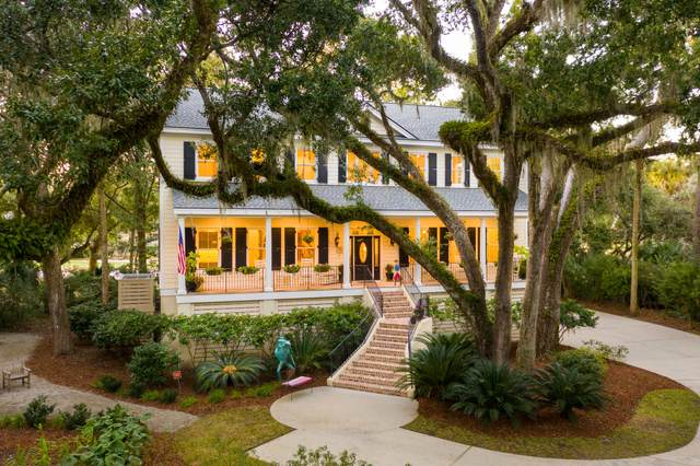 2740 Seabrook Island Rd, Seabrook Island, SC 29455 (#21001674) :: Realty ONE Group Coastal