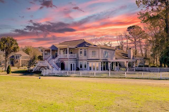 29 Oatly Circle, Charleston, SC 29414 (#21001676) :: Realty ONE Group Coastal
