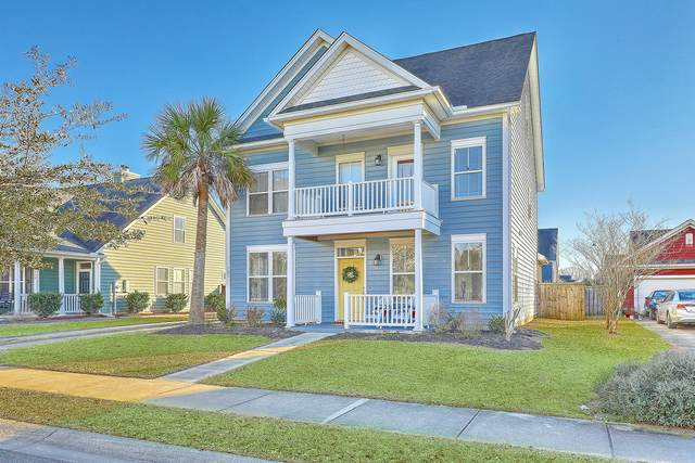 121 Pavilion Street, Summerville, SC 29483 (#21001682) :: Realty ONE Group Coastal
