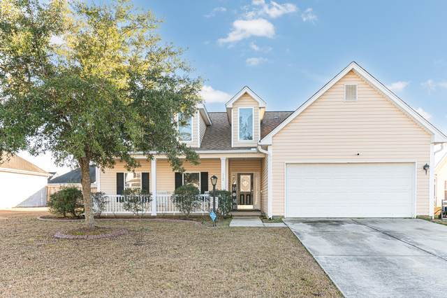 112 Spindle Way, Goose Creek, SC 29445 (#21001684) :: Realty ONE Group Coastal
