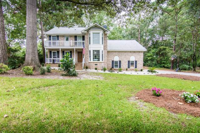 516 Fairington Drive, Summerville, SC 29485 (#21001716) :: CHSagent, a Realty ONE team