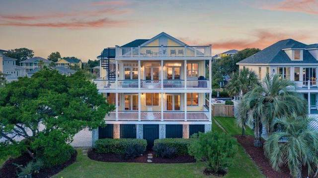 601 Ocean Boulevard, Isle Of Palms, SC 29451 (#21001722) :: The Cassina Group