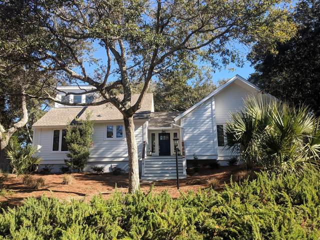 14 Fairway Oaks Lane, Isle Of Palms, SC 29451 (#21001725) :: The Cassina Group