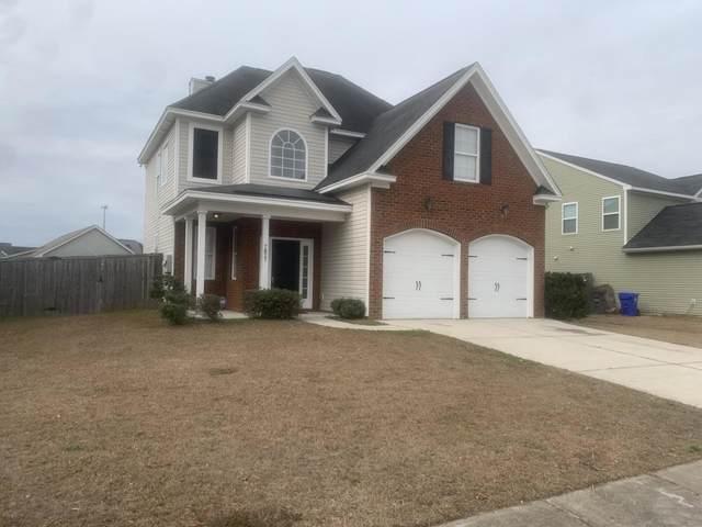 7827 Magellan Drive, North Charleston, SC 29420 (#21001738) :: Realty ONE Group Coastal